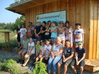 Weiterlesen: Ausflug zum Lehrbienenhaus