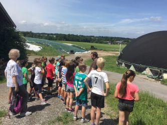 Weiterlesen: 3. Klassen besuchen Biogasanlage
